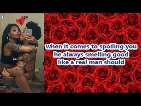 Tiara Nicole - Real Man Reloaded (Lyrics)