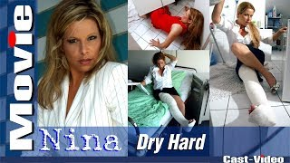 "Cast-Video.com  - Nina - ""Dry Hard"" - LLC - Movie - FREE PREVIEW"