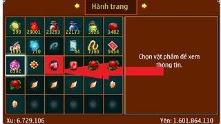 vvietso1 - Sử dụng 100 túi quà noel và cái kết  giáng sinh vui vẻ - Ninja school online