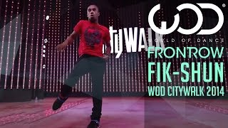 Fik Shun | World of Dance Live | Citywalk 2014