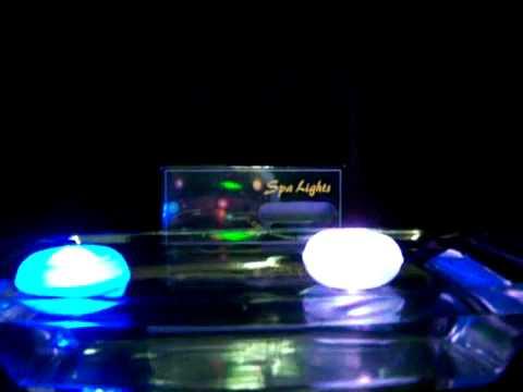 LED SPA LIGHTS