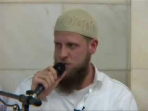 Deutscher Ernährungswissenschaftler wurde Muslim