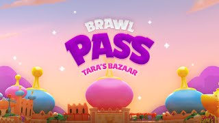 Brawl Stars: Tara's Bazaar and Brawl Pass!