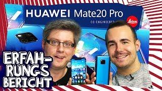 Huawei Mate 20 Pro - Unser Erfahrungsbericht (Deutsch)