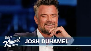 Josh Duhamel on Turning Dumb Stuff with His Friends into a Movie
