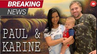 90 DAY FIANCE PAUL & KARINE WENT TO COURT !!!