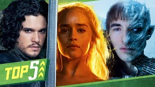 5 Game of Thrones Theorien: Wie alles endet