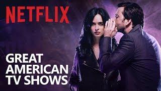 10 American Netflix TV Shows You Should Watch!