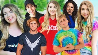 DIY MERCH! Jake Paul, Logan Paul, Liza Koshy + More!!