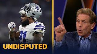 Skip to Jason Garrett on Zeke: 'You had no standards in the whole freakin' game'! | UNDISPUTED
