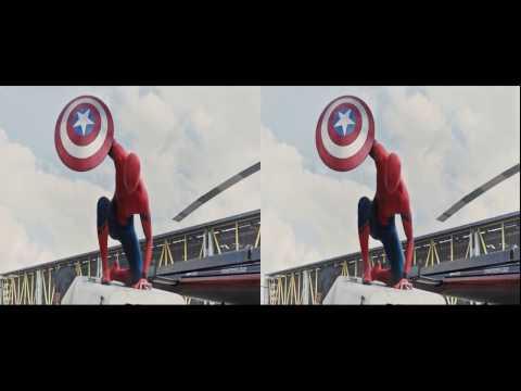 Человек-паук: Возвращение домой. Русский трейлер (A) 3D 2K