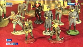 В Омском Краеведческом музее  омичей ждёт «Оловянный парад»