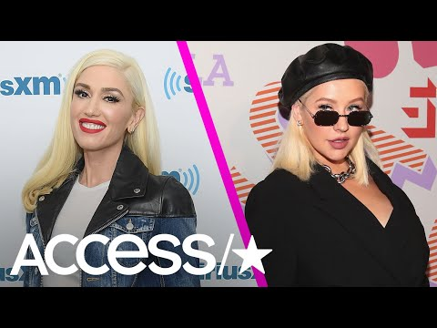 Christina Aguilera Did Not Quit 'The Voice' Because Of Gwen Stefani