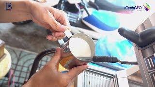 Coffee Bike: Mô hình coffee take away đặt hàng qua ứng dụng điện thoại | Tech CEO story