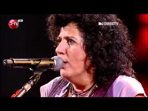 Rosana Tormenta De Arena Live Viña del Mar 2012 HD