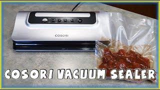 Cosori Vacuum Sealer Review