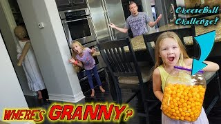 GRANNY Visits Our New House! HIDE and SEEK With GRANNY! This Time... WE FIND HER!!!