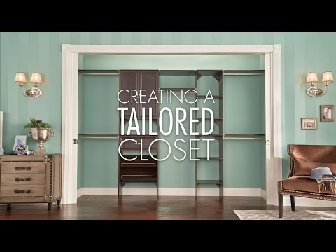 Creating Closet Perfection