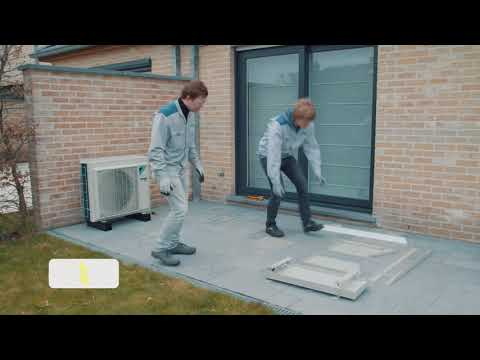 Rotex Luft-Wasser-Wärmepumpen Set | HPSU compact Ultra + 300 l | 6 kW