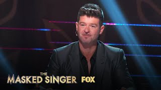 The Panel Makes Their Final Guesses | Season 1 Ep. 3 | THE MASKED SINGER