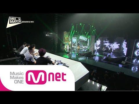 Mnet [MIX & MATCH] Ep.06: 콜라보레이션 매치 탈락자는?!