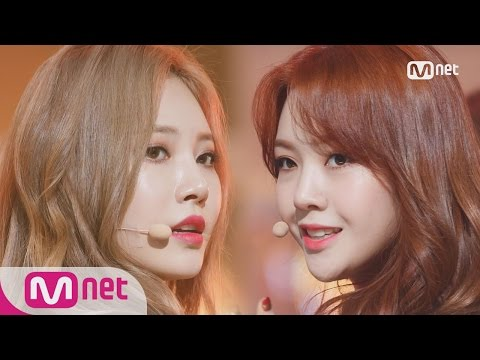 [Girl's Day - I'll be yours] KPOP TV Show | M COUNTDOWN 170406 EP.518