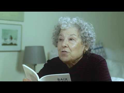 """Conversa amb Josefa Contijoch. 19. Poema """"Treu-te"""""""