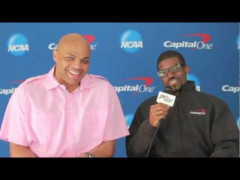 7:40 Interview with Charles Barkley! His College Career, Final Four ...