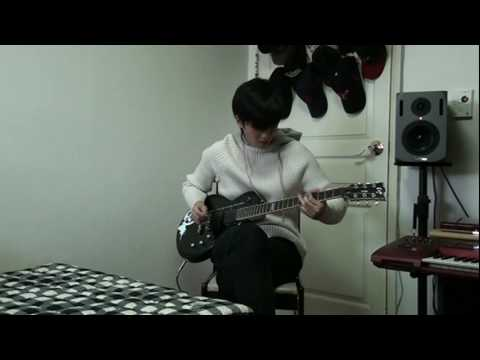 TRAX-JungMo _ Girls` Generation Oh! Guitar Ver.(소녀시대 Oh! 기타 버전 UCC)