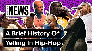 6ix9ine, DMX And The History Of Yelling In Hip-Hop   Genius News