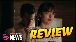 Fifty Shades Freed - Review!