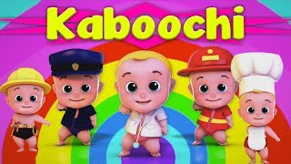 Kaboochi Dance Song | Dance Challenge | Kids Dance Videos | How To Kaboochi | Kids Tv India