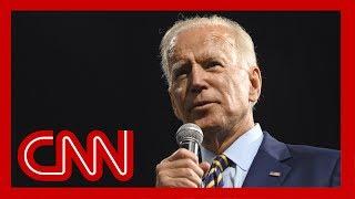 CNN Poll: Joe Biden regains double-digit lead over 2020 Democratic field