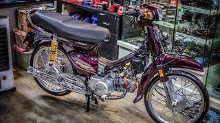 Phố Decal | Honda Dream | Độ đơn giản nhưng nhìn thì thật đã mắt