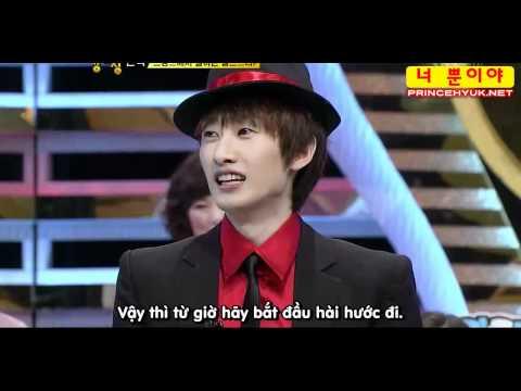 {HD} [Vietsub] 110621 Eunhyuk Cut [princehyuk.net]