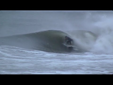 Fall Swell - First Light - October 2, 2015 - Long Beach, NY