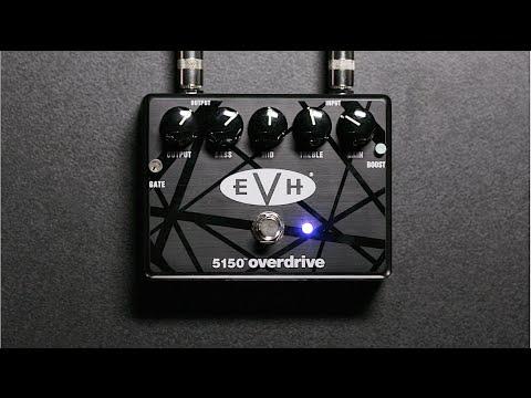 MXR EVH5150 Eddie Van Halen Overdrive Guitar Pedal
