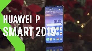 Video Huawei P smart 2019 64 GB Negro rsciFllrcww