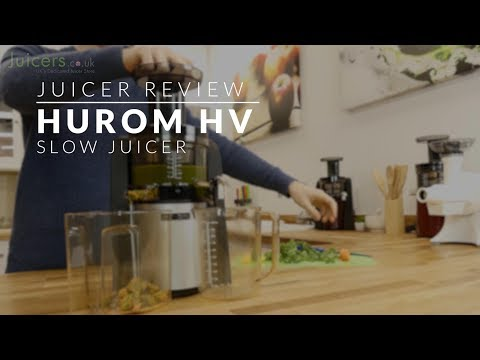 video Hurom HV – Slow Juicer