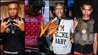 Brooklyn's Worst Rap Beef: Woo Rappers Vs. Choo Rappers