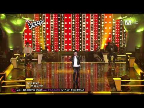 [엠넷보이스코리아2/Mnet The Voice of Korea2].130510-김우현