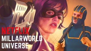 Millarworld Projects Coming Soon To Netflix