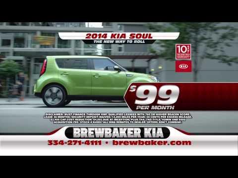 Brewbaker Kia - Dog Days