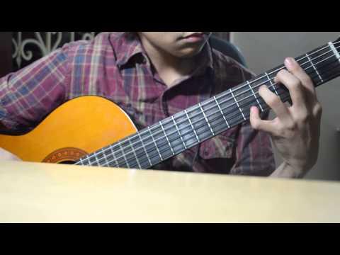 Toradora - Yasashisa no Ashioto (guitar)