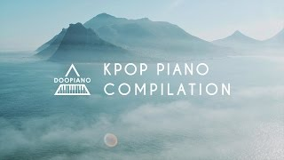 Relaxing Kpop Piano Compilation | 1 Hour Study & Sleep Music
