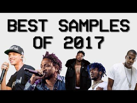 My Favorite Samples of 2017