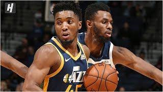 Utah Jazz vs Minnesota Timberwolves - Full Game Highlights | November 20, 2019 | 2019-20 NBA Season