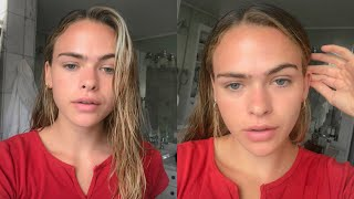 My Daily Skincare Routine for clear, glowy skin | Summer Mckeen