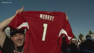 Arizona Cardinals pick Kyler Murray in the first round of the NFL draft