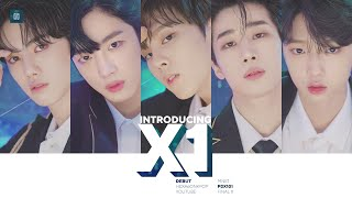 Introducing X1 | Produce X 101 Final Ranking Top 11